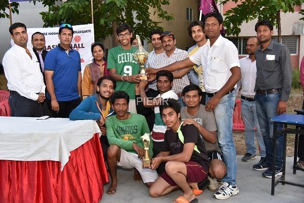 RGPV Inter College  Indore Nodal Basket Ball Tournament - Runner Up