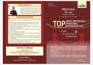 Tips for Personal Interview-5